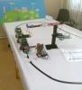 Выставка «Проекты действующих моделей роботов»